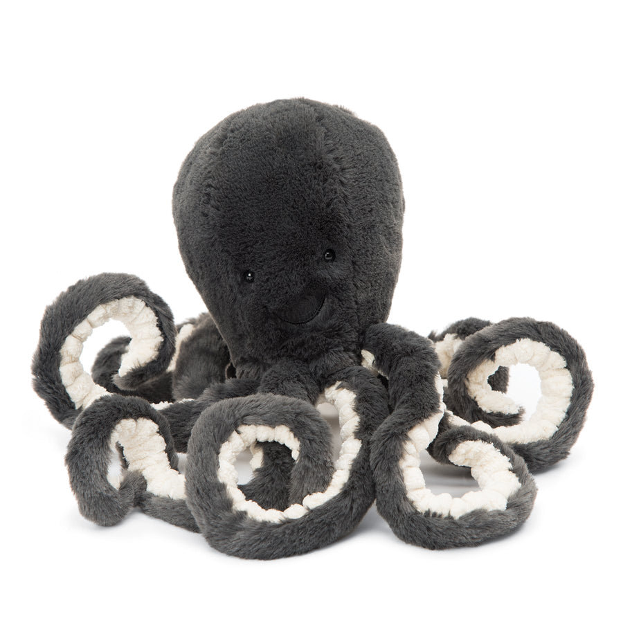 Jellycat - Inky Octopus, JC-Jellycat UK, Putti Fine Furnishings
