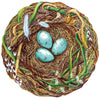 Hester & Cook Die Cut Woodland Nest Placemat | Putti Celebrations & Partyware