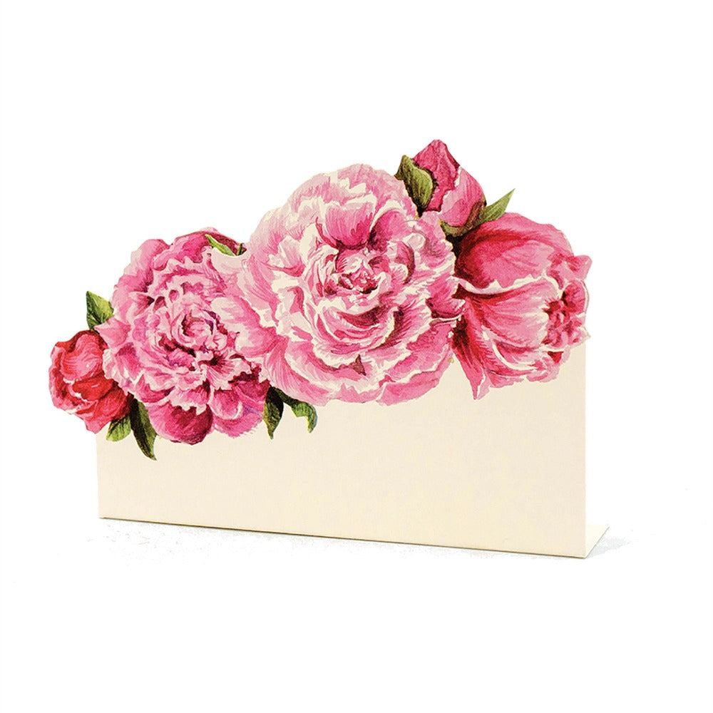 Hester & Cook Peony Place Cards