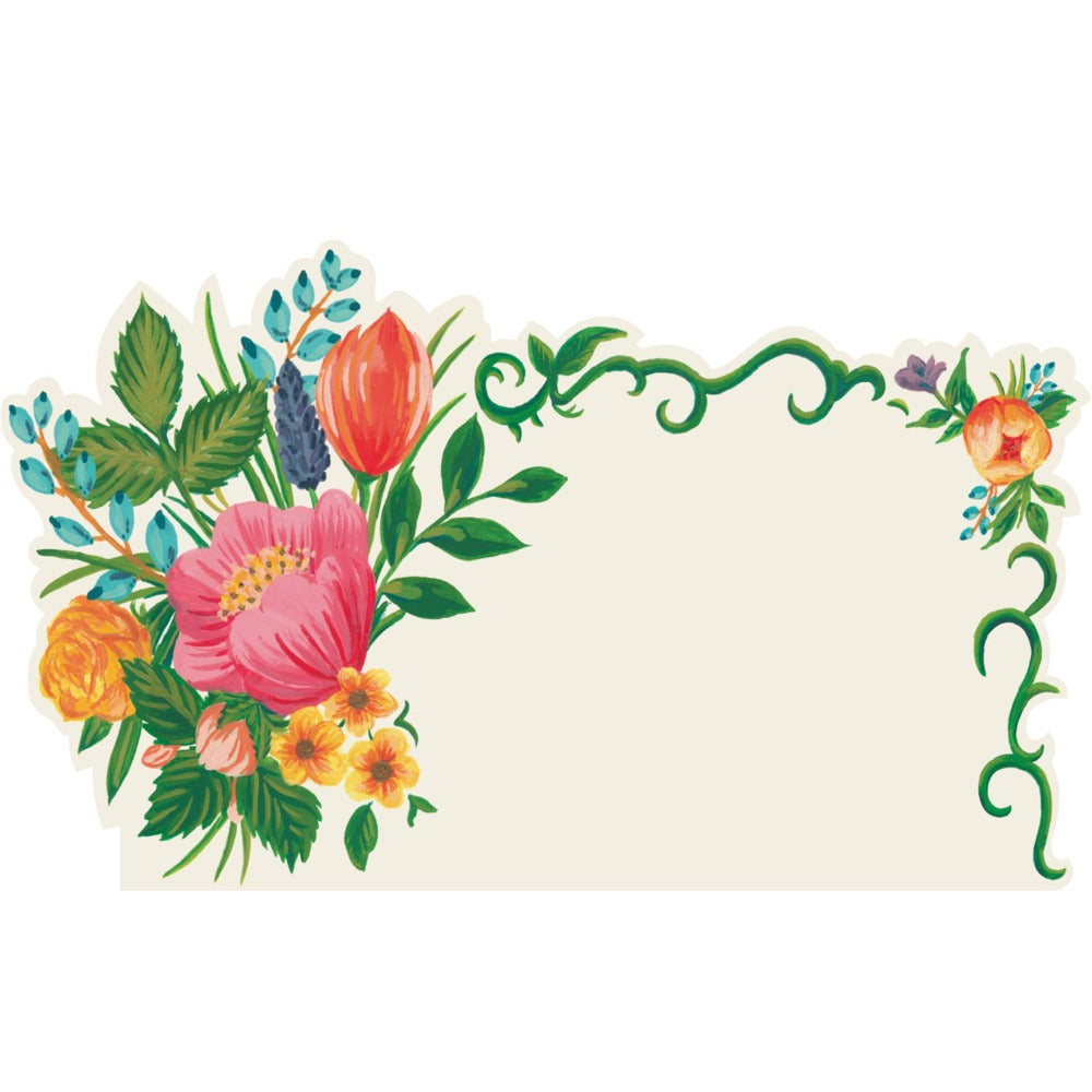 Hester & Cook Sweet Garden Place Cards | Putti Celebrations & Partyware