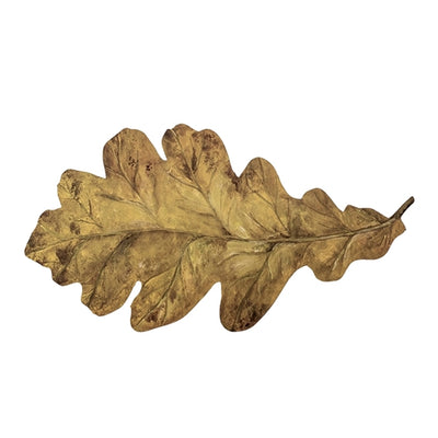 Hester & Cook Oak Leaf Table Accent - Putti Celebrations & Partyware