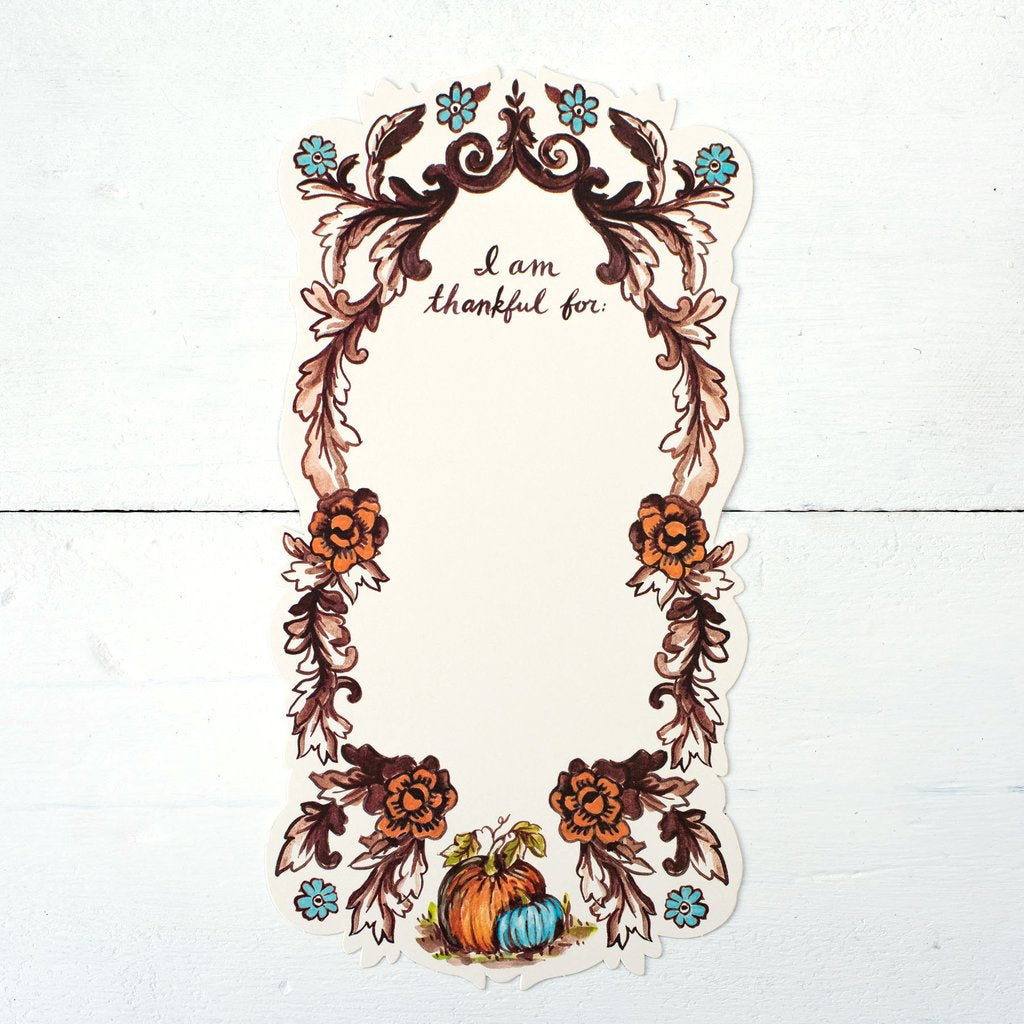 "Hester & Cook ""I Am Thankful For"" Table Accent - Putti Celebrations & Partyware"