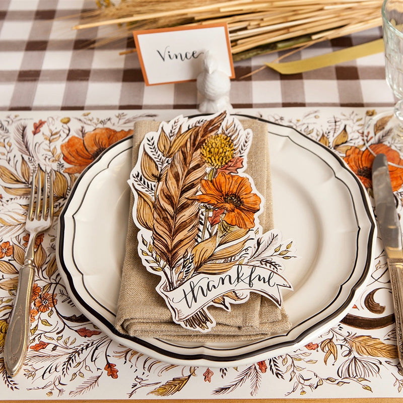 Hester & Cook Feather Table Accent