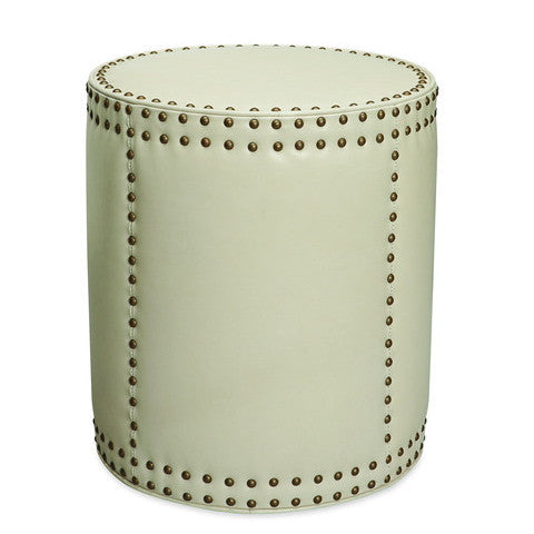 Lee Industries 9203-00 Drum Ottoman-Upholstery-Lee Industries-Grade D-Putti Fine Furnishings