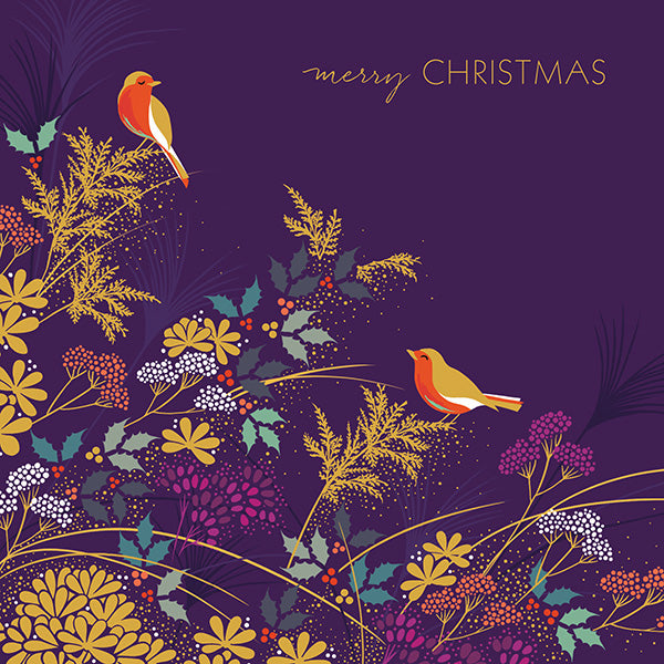 "Sara Miller ""Birds"" Boxed Greeting Cards 