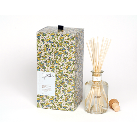Lucia Fresh Fig & Wild Ginger Diffuser | Putti Fine Furnishings