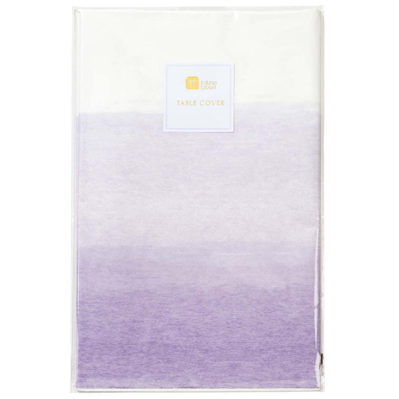 Lilac Table Cover | Le Petite Putti Canada