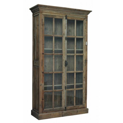 Glazed Merchant Cabinet