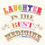 """Laughter is the Best Medicine"" Greeting Card, ID-Incognito Distribution, Putti Fine Furnishings"