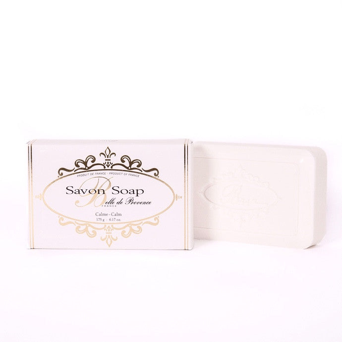 Belle de Provence Luxury Soap - Calm -  Personal Fragrance - BDP- Belle de Provence - Lothantique - Putti Fine Furnishings Toronto Canada