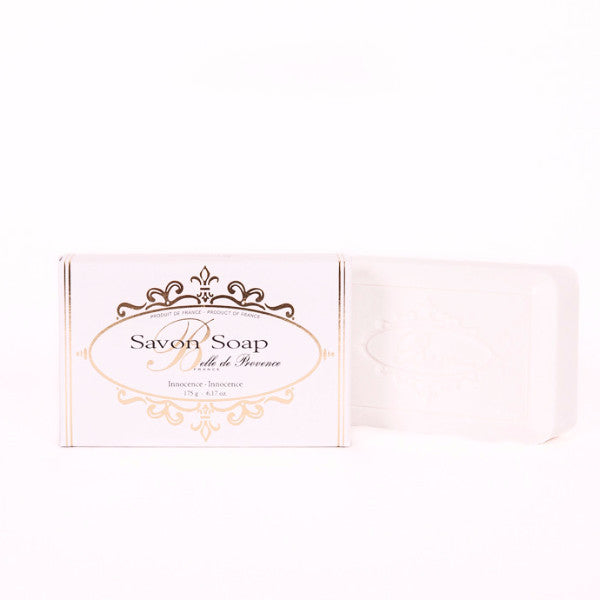 Belle de Provence Luxury Soap - Innocence -  Personal Fragrance - BDP- Belle de Provence - Lothantique - Putti Fine Furnishings Toronto Canada