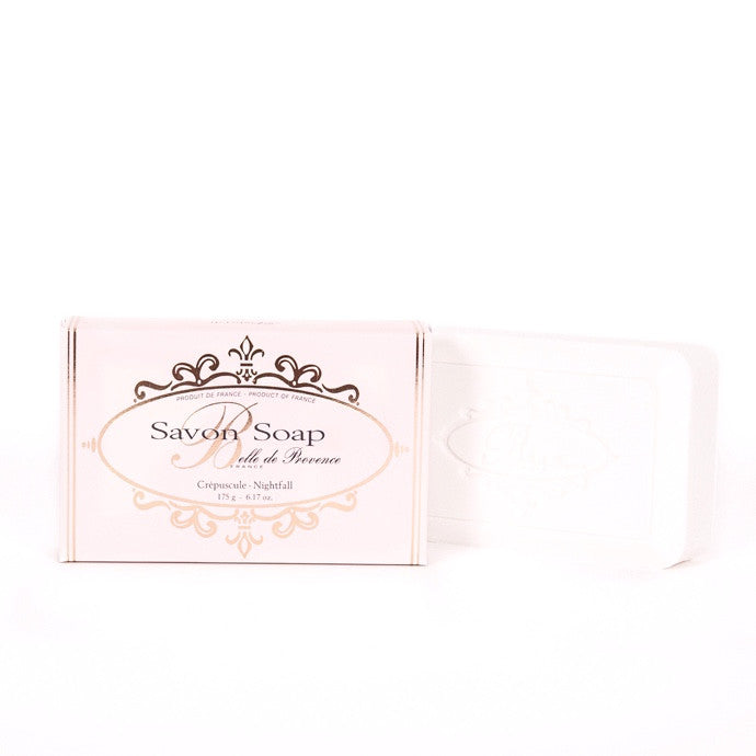 Belle de Provence Luxury Soap - Nightfall -  Personal Fragrance - BDP- Belle de Provence - Lothantique - Putti Fine Furnishings Toronto Canada