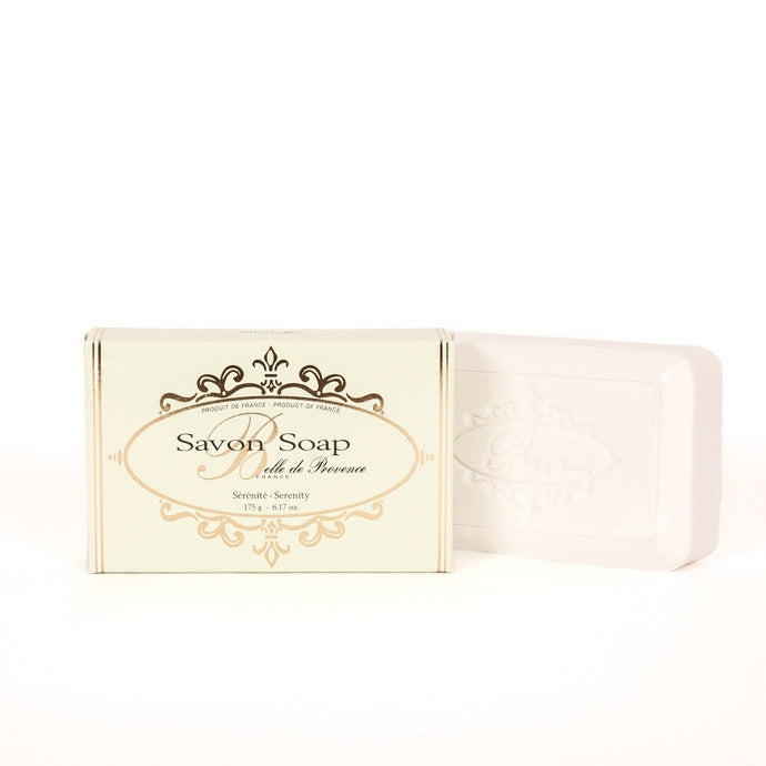 Belle de Provence Luxury Soap - Serenity -  Personal Fragrance - BDP- Belle de Provence - Lothantique - Putti Fine Furnishings Toronto Canada