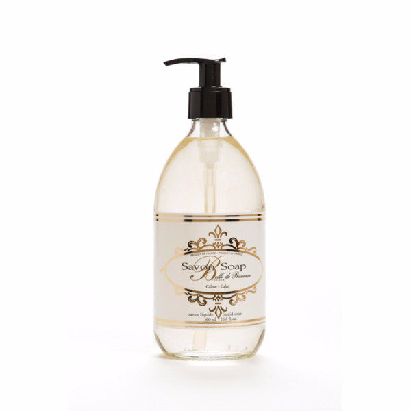 Belle de Provence Luxury Liquid Soap - Calm -  Personal Fragrance - BDP- Belle de Provence - Lothantique - Putti Fine Furnishings Toronto Canada