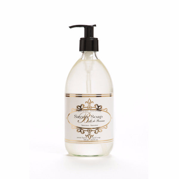 Belle de Provence Luxury Liquid Soap - Innocence -  Personal Fragrance - BDP- Belle de Provence - Lothantique - Putti Fine Furnishings Toronto Canada