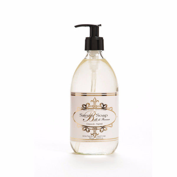 Belle de Provence Luxury Liquid Soap - Nightfall -  Personal Fragrance - BDP- Belle de Provence - Lothantique - Putti Fine Furnishings Toronto Canada