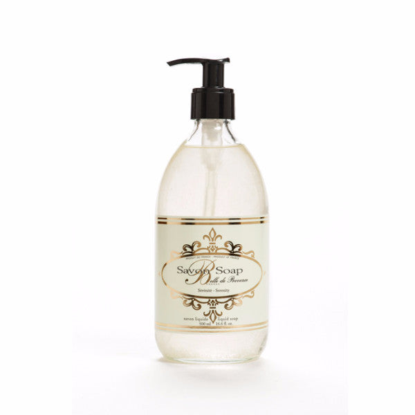 Belle de Provence Luxury Liquid Soap - Serenity -  Personal Fragrance - BDP- Belle de Provence - Lothantique - Putti Fine Furnishings Toronto Canada