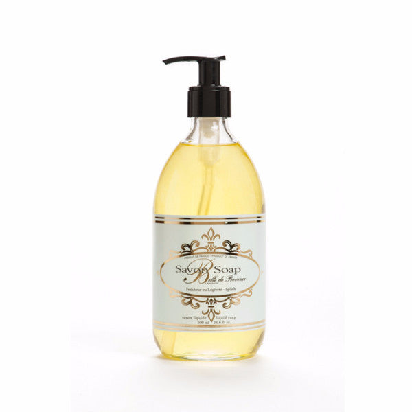 Belle de Provence Luxury Liquid Soap - Splash -  Personal Fragrance - BDP- Belle de Provence - Lothantique - Putti Fine Furnishings Toronto Canada