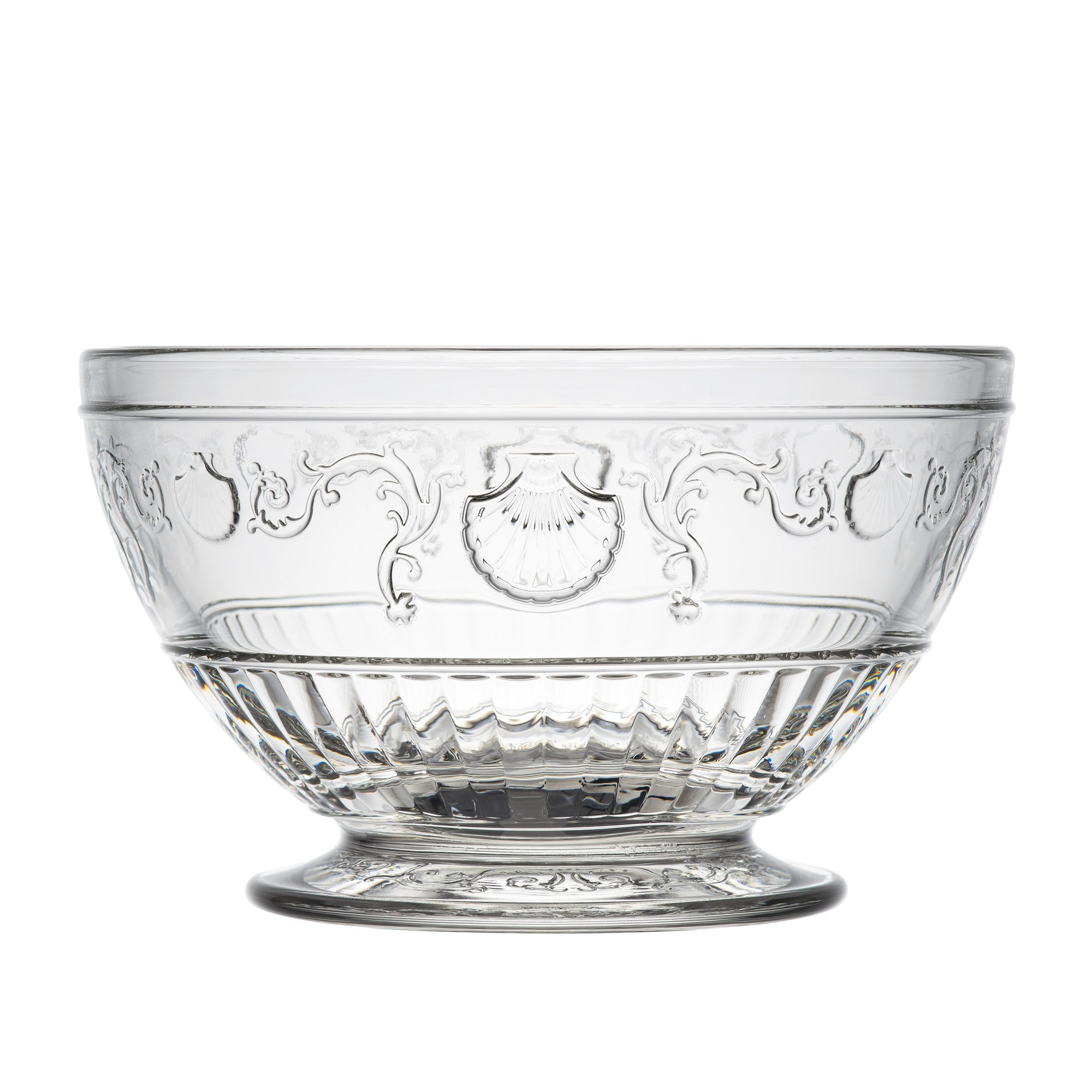 La Rocher Versailles Footed Bowl 21oz-Glassware-PG-Premier Gift -La Rochere-Putti Fine Furnishings