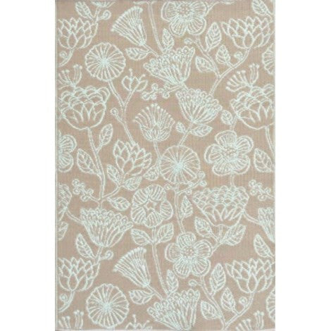 Mad Mats Outdoor Carpet Line Flower
