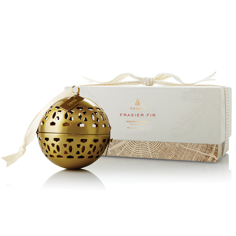 Thymes Frasier Fir Pomander, TC-Thymes Collection, Putti Fine Furnishings
