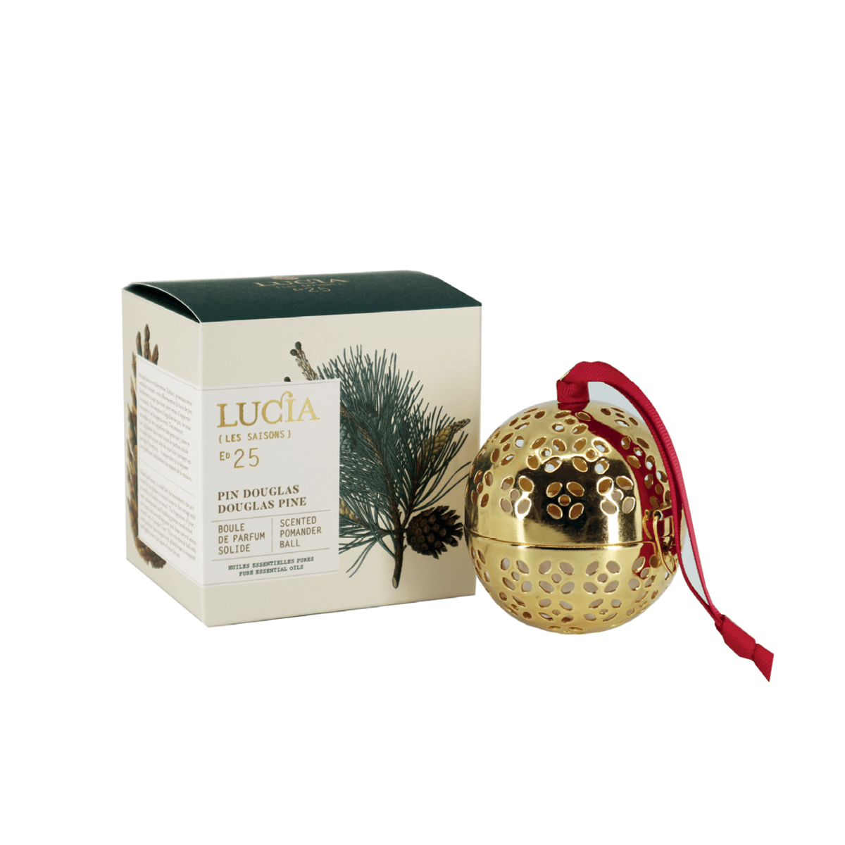Lucia Les Saison Scented Pomander - Putti Fine Furnishings