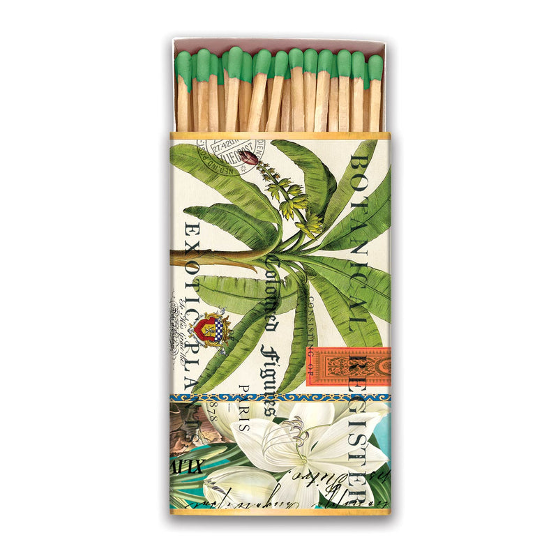 Michel Design Works Palm Matchbox