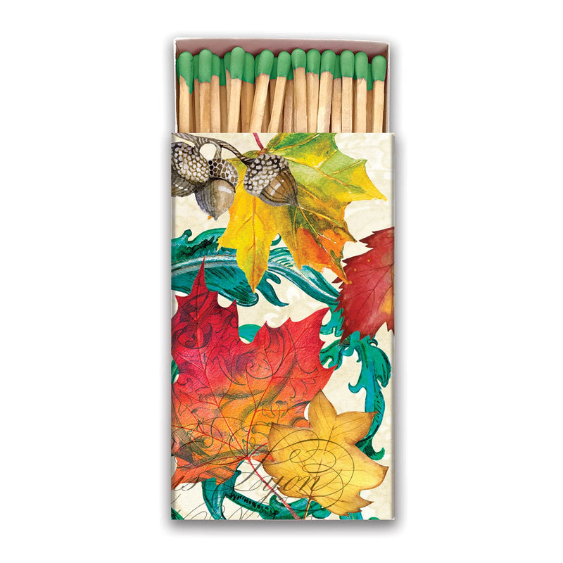 Michel Design Works Fall Symphony Matchbox