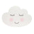 Sweet Dreams Cloud Placemat - Putti fine Furnishings