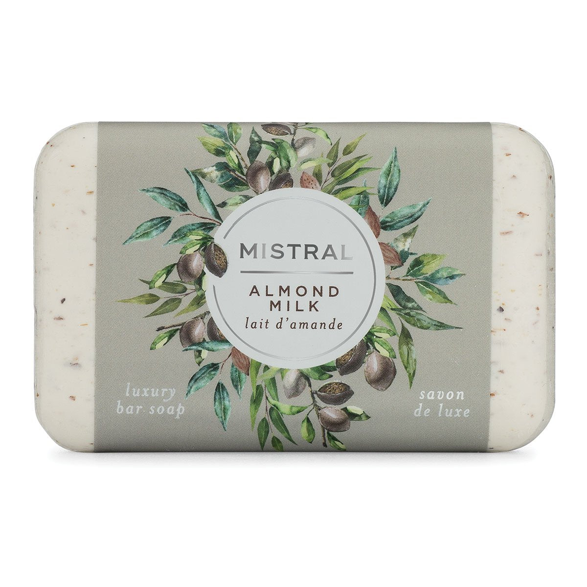Mistral Classic French Soap - Almond Milk