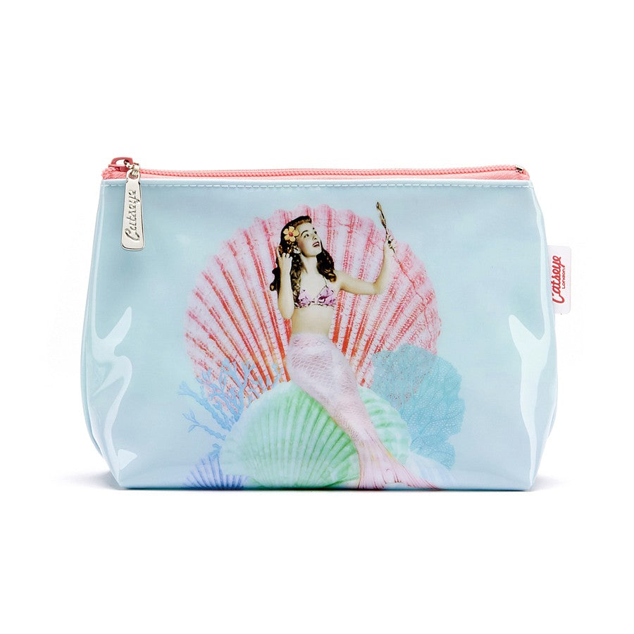 Mermaid Wash Bag - Small, CE-Catseye London, Putti Fine Furnishings