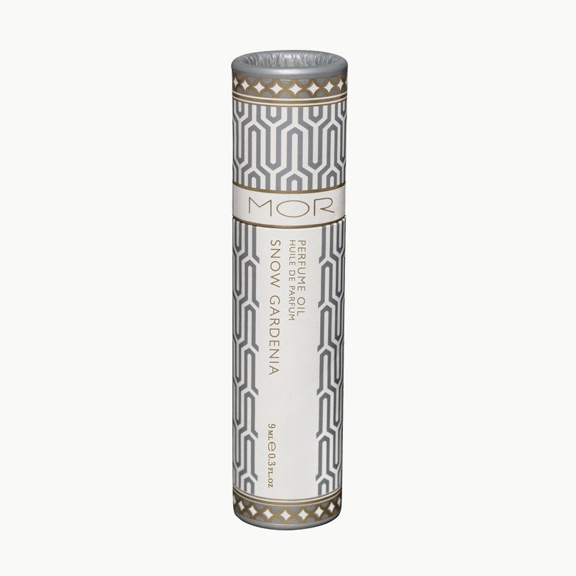 Mor Little Luxuries Roll On Perfume - Snow Gardenia
