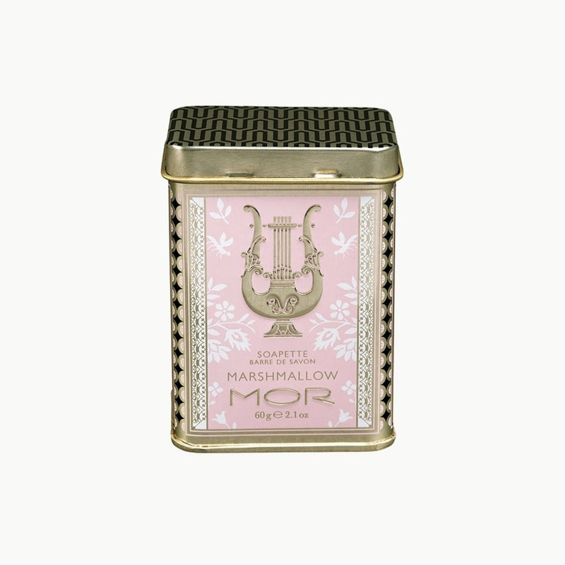Mor Little Luxuries Soapette - Marshmallow