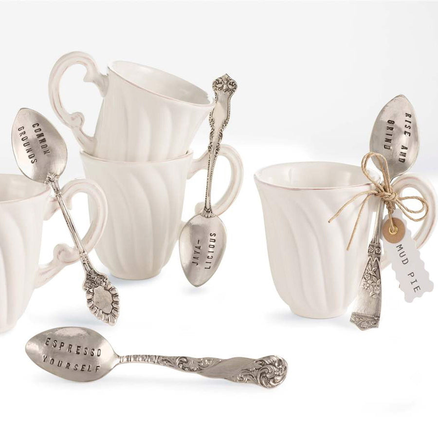 Mug and Spoon Set