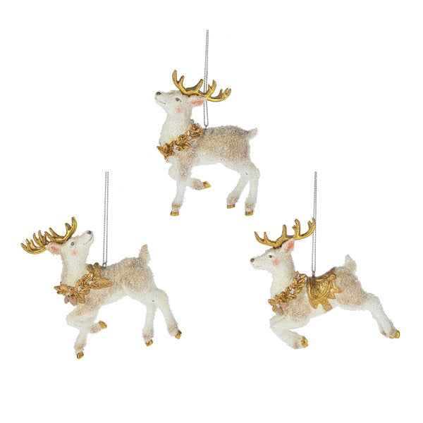 Deer Ornaments | Putti Christmas Celebrations Canada
