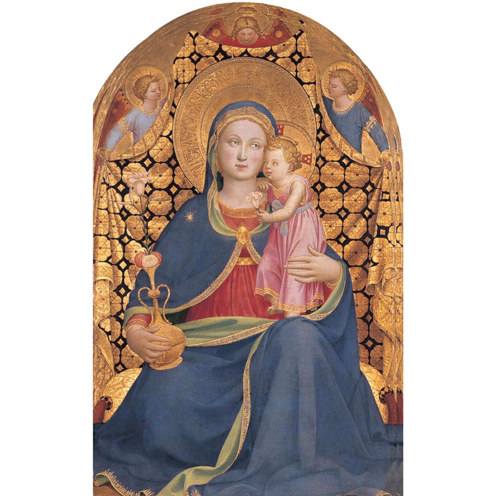 The Metropolitan Museum of Art Madonna of Humility Boxed Christmas Cards