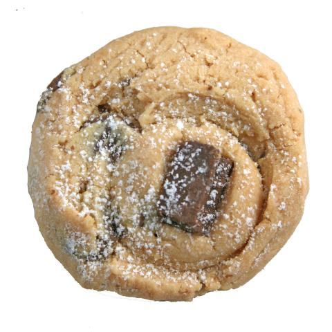 "Mary Macleod's Chocolate Crunch Shortbread Cookies - 7"" Round"