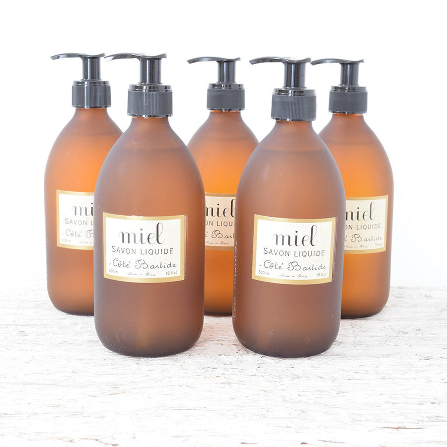 Cote Bastide Liquid Soap 500ml - Miel