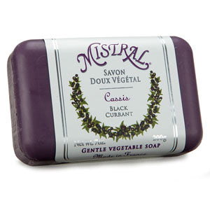 Mistral Classic French Soap - Black Currant-Bath Products-Mistral-Putti Fine Furnishings