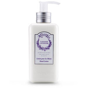 Mistral Hand Lotion - Lavender-Bath Products-Mistral-Putti Fine Furnishings