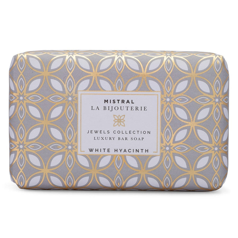 Mistral Les Bijouterie French Soap - White Hyacinth