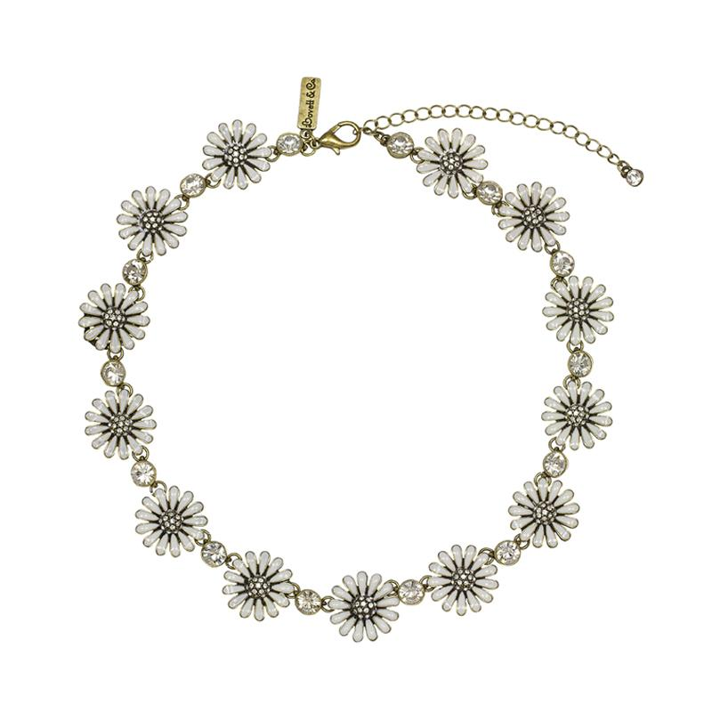 Lovett & Co Daisy Chain Necklace