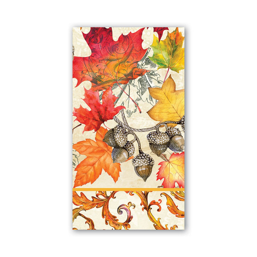 Fall Symphony Paper Napkin - Guest