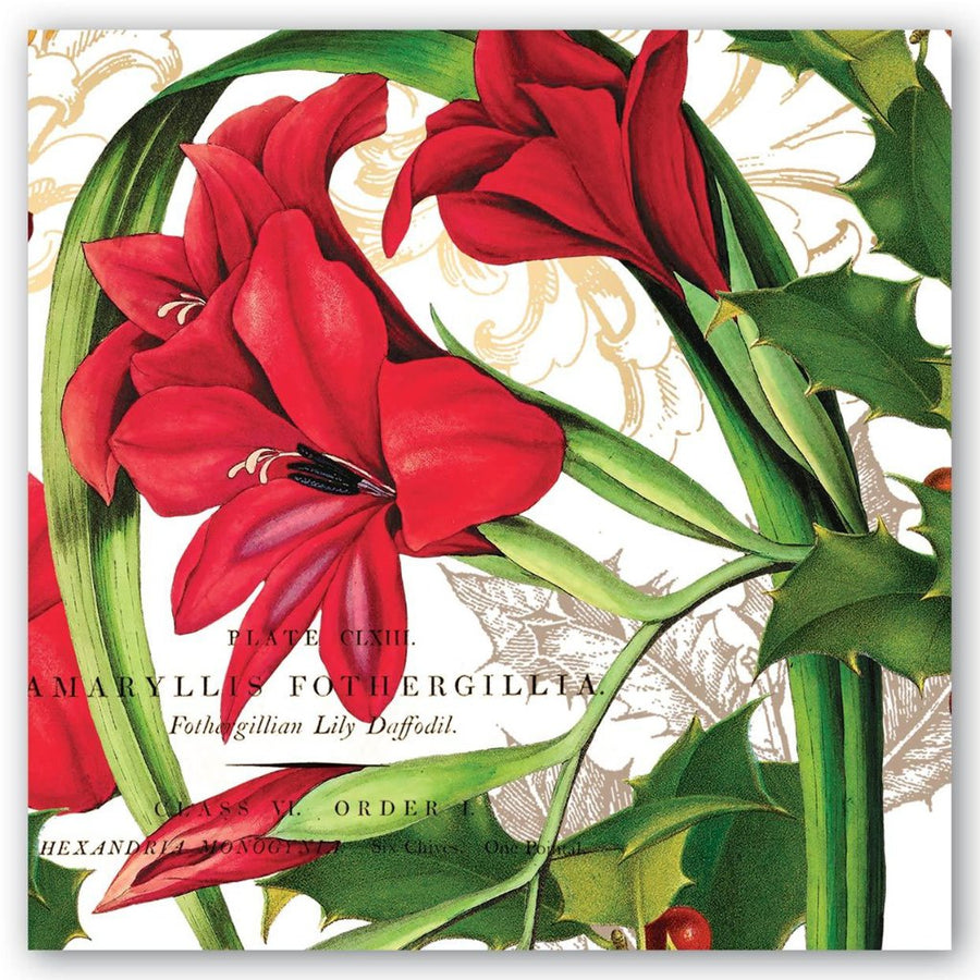 Christmas Time Napkins - Luncheon