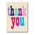 """Thank You"" Note Cards"