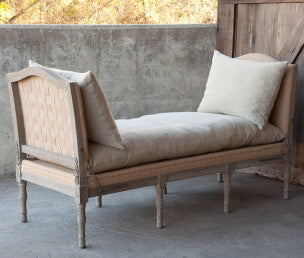 Farmhouse Daybed -  Day Bed - PH Collection - Putti Fine Furnishings Toronto Canada