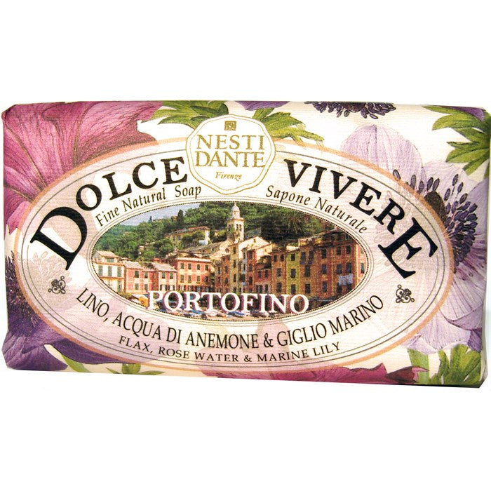 Nesti Dante Firenze Dolce Vivere | Portofino Soap | Putti Fine Furnishings