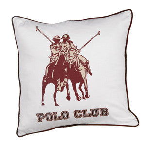 Polo Club Pillow, CH-Coach House, Putti Fine Furnishings