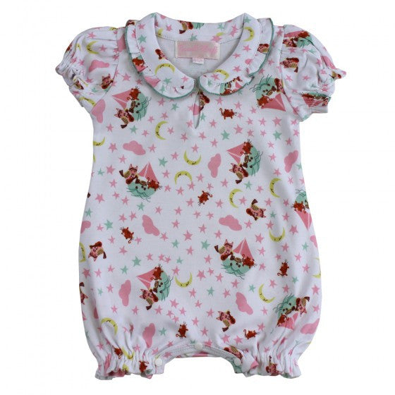 Owl and the Pussycat Baby Grow-Children's Clothing-PC-Powell Craft Uk-0 to 6 months-Putti Fine Furnishings