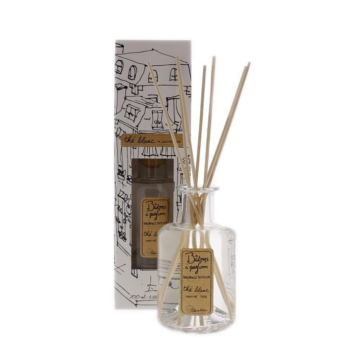 Lothantique Diffuser - White Tea